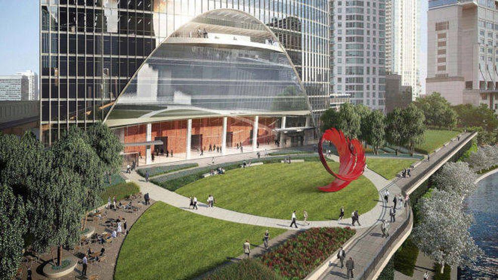 Chicago no quiere a Calatrava: hará una escultura y todos temen sus sobrecostes