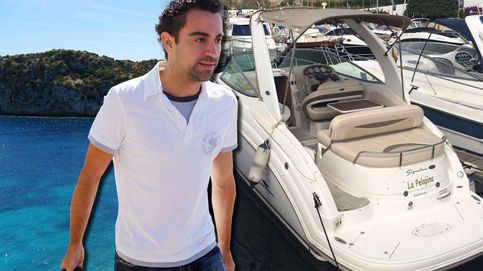 El jugador Xavi Hernández dona su yate para la causa inmigrante en el mar