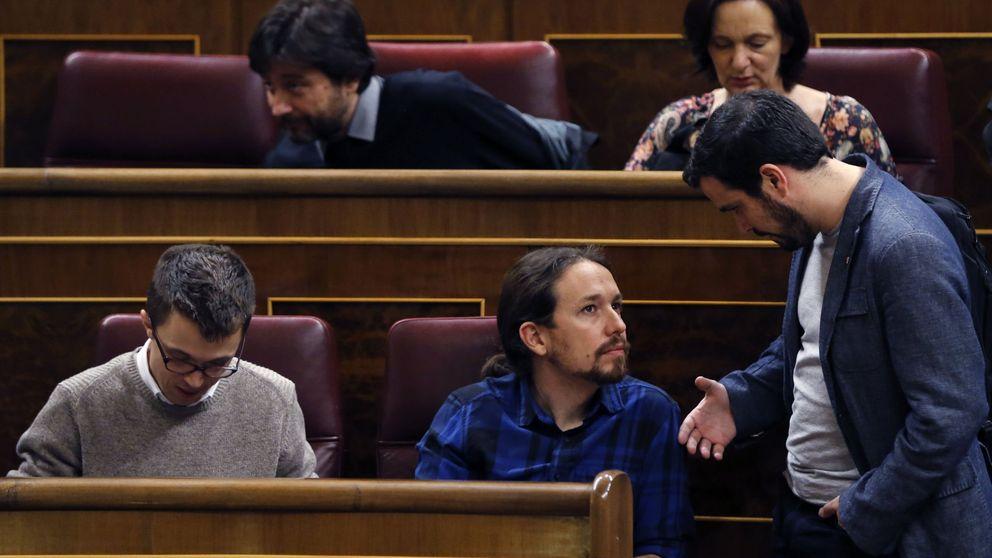 República, OTAN, Constitución...: choques entre Podemos e IU ante la confluencia