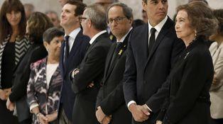 Indultos y autogobierno, las dos zanahorias de Sánchez al independentismo