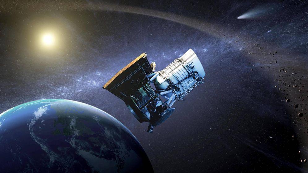 Foto: La Tierra vista desde el espacio. (Cordon Press)