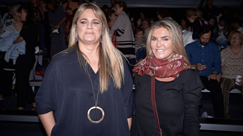 Foto: Anne Igartiburu, Carmen Lomana, Sara Verdasco... Los rostros del Madrid Fashion Show