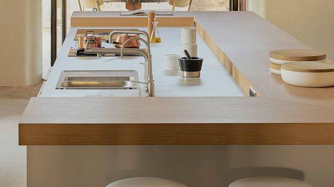 Cocinas minimalistas: así tienes que decorar la tuya para lograrla