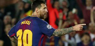 Post de Escándalo en el Camp Nou, el árbitro le hizo un favor al Barça: cabrear a Messi