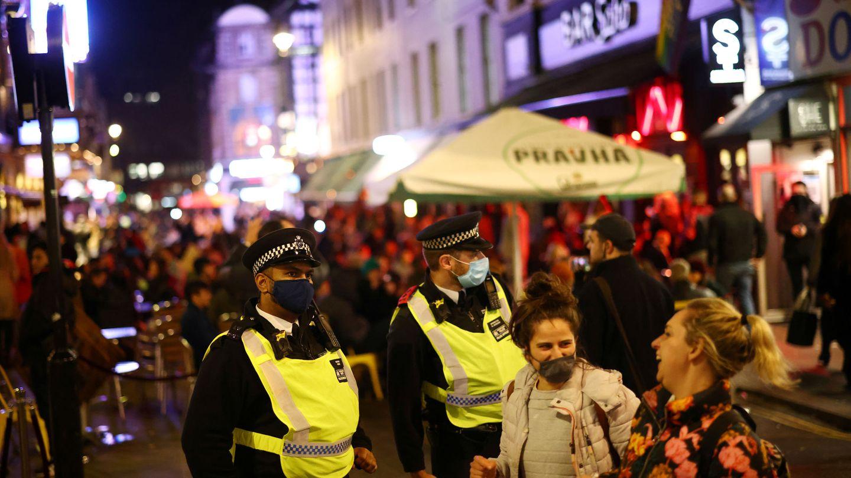 El Soho, en Londres (Reuters)
