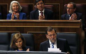 Rajoy saca los ERE y Parla para frenar la Operación Púnica