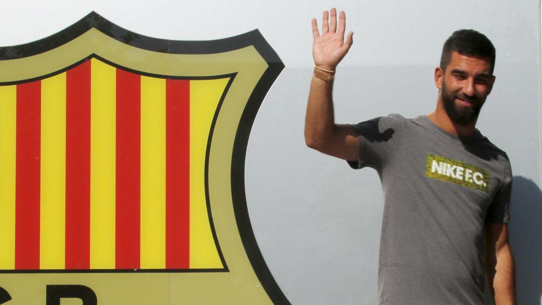 Foto: Arda, un fichaje con derecho a devolución... o destitución de Luis Enrique