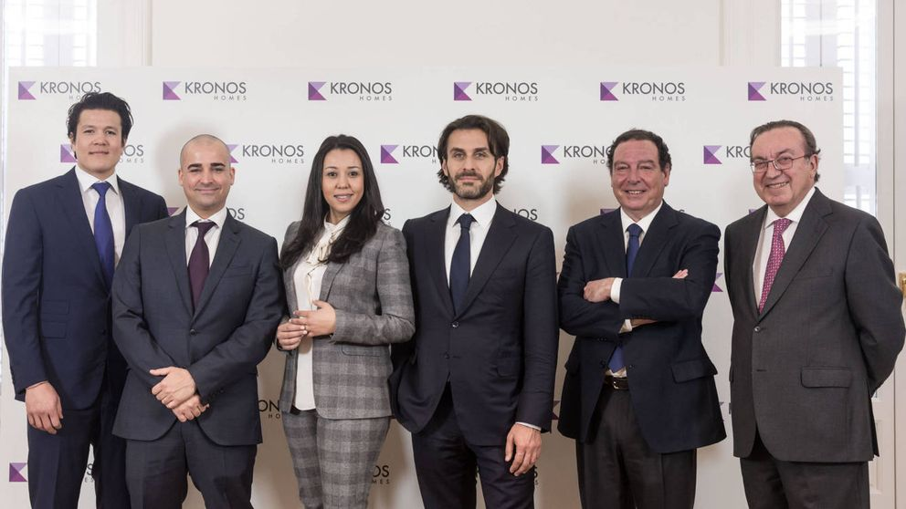 Kronos se alía con King Street y compra a Sareb suelo en el cinturón de Madrid
