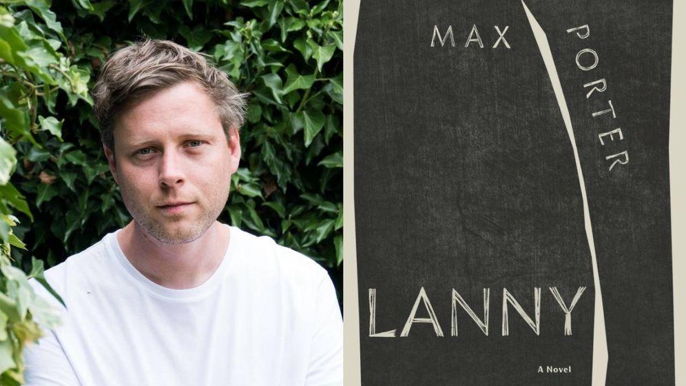 Foto: Max Porter, autor de 'Lanny'.