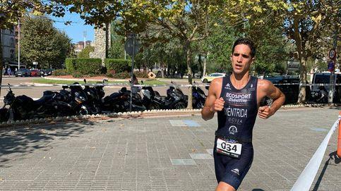 El triatleta que cedió su puesto a un rival que se equivocó: Pensé que era lo más justo