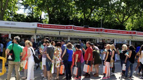 Menos comisiones, más libros: lo de Bankia en la Feria del Libro no tiene nombre