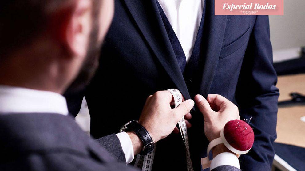 ¿Boda a la vista? Consejos para hacerte el traje a medida perfecto