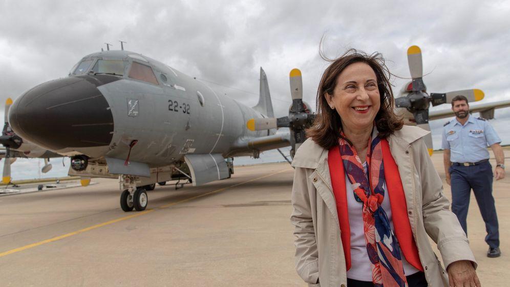 Foto: La ministra de Defensa, Margarita Robles. (EFE)