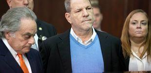 Post de Harvey Weinstein, acusado formalmente de violación y agresión sexual