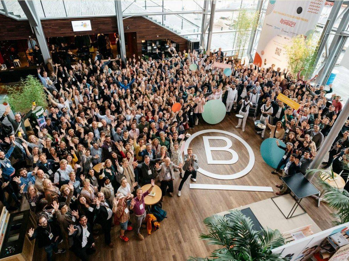 Foto: El movimiento de empresas B Corp no para de crecer (B Lab)
