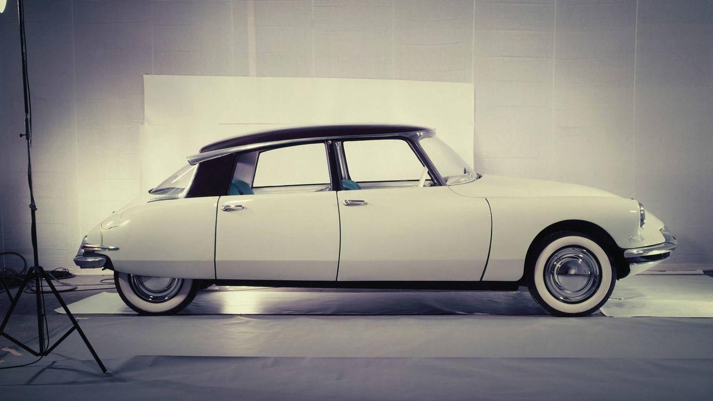 Foto: Para muchos especialistas, el Citroën DS es el coche más bello de todos los tiempos.
