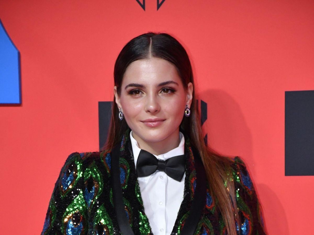 Foto: Andrea Duro, en los MTV European Music Awards. (EFE)