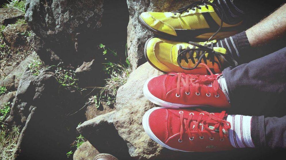 Foto: Si se tiene esclerosis múltiple es recomendable usar calzado y ropa cómoda