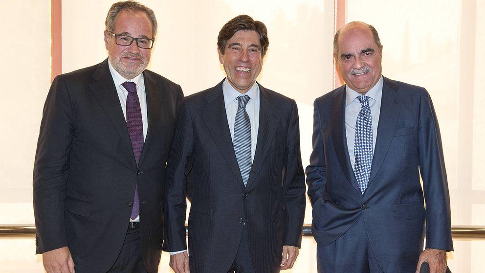Carceller gana la mano a Moreno Carretero en 'la guerra de las prestadas' de Sacyr