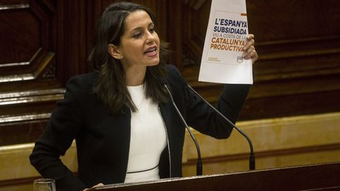 Arrimadas a Puigdemont: Está usted solo. Nadie en Europe le apoya