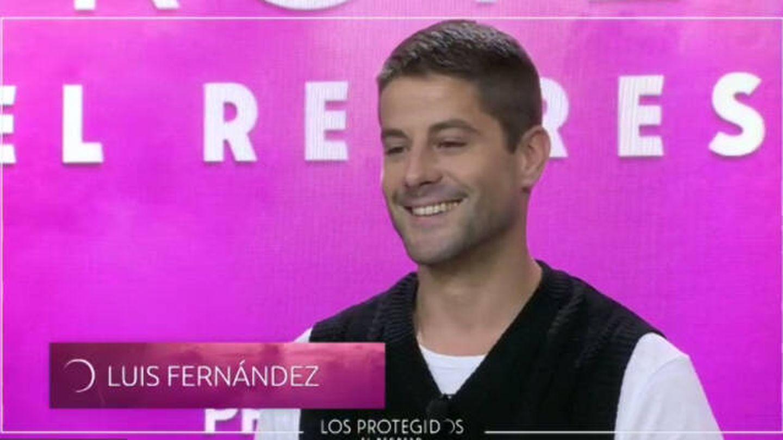 Luis Fernández, actor de 'Los protegidos'. (Atresmedia)