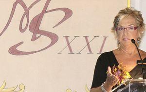 Rosalía Mera, en estado grave tras sufrir un derrame cerebral