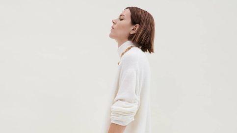 Acierta con el jersey blanco Zara para looks sofisticados de otoño e invierno