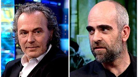 Luis Tosar y José Coronado: dos 'malos malotes' en 'El hormiguero'