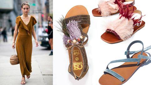 Las sandalias planas que te ayudarán a sobrevivir a 40 grados