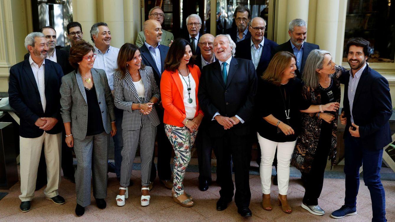 Reunión de Poblet, la diferencia entre los arrepentidos del 'procés' y la 'Alianza Liberal'