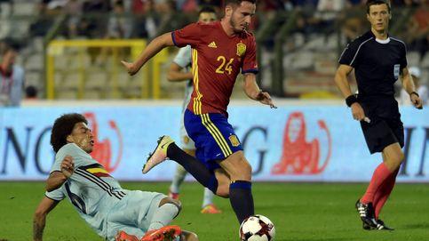 La Sub 21 solo pasa una vez y Saúl sabe que contra Austria él puede redimirse