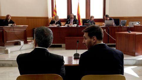 Fiscalía no recurrirá la condena a Messi pese a que le exculpaba del fraude