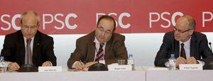El PSC tensa la cuerda y amenaza con romper la disciplina de voto del PSOE en el Congreso