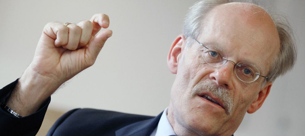 Foto: El Gobernador del Banco de Suecia (Riksbank), Stefan Ingves