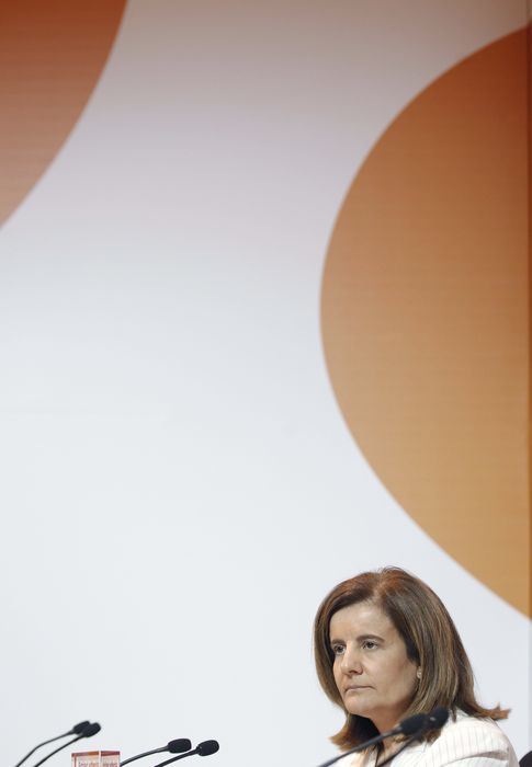 Foto: La ministra de Empleo y Seguridad Social, Fátima Báñez. (EFE)