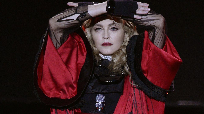 Foto: Madonna en un concierto en Zurich (Gtres)