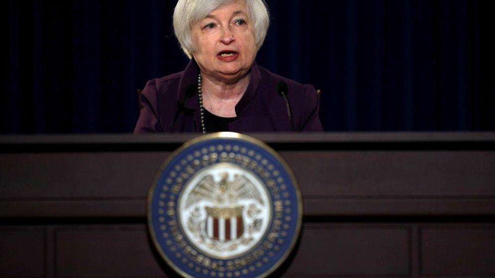 Foto: La presidenta de la Reserva Federal, Janet Yellen. (Reuters)
