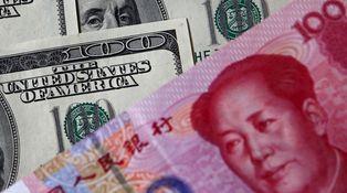 Evolución del tipo de cambio nominal y real del yuan