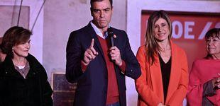 Post de La prenda electoral de Begoña Gómez e Isabel Torres de la que todo el mundo habla