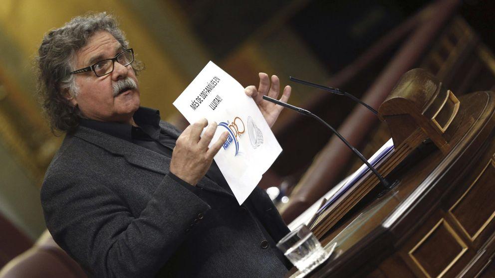 Joan Tardà le pide a Artur Mas que se haga a un lado y deje paso a otro presidente