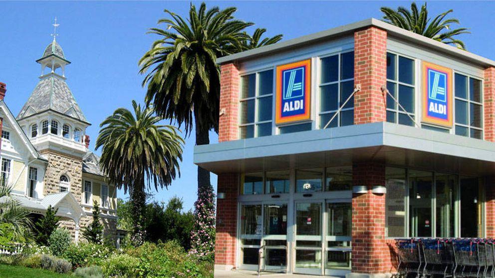 'Falcon Crest' en los supermercados Aldi: secretos, traiciones y envidias