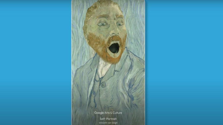 La 'app' de Google 'Arts&Culture' te convierte en una obra de arte con sus nuevos filtros