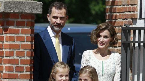Nos colamos en la comunión de la princesa Leonor, así fue la ceremonia