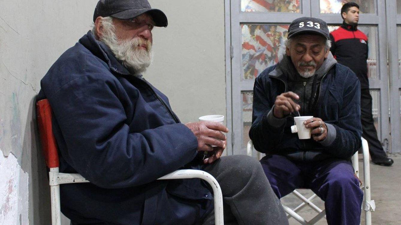 Durmiendo en el estadio del River Plate: el fútbol sustituye al Estado en Argentina