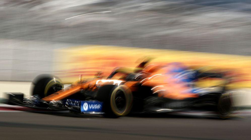 Foto: Carlos Sainz acabó décimo en el Gran Premio de Abu Dabi. (EFE)