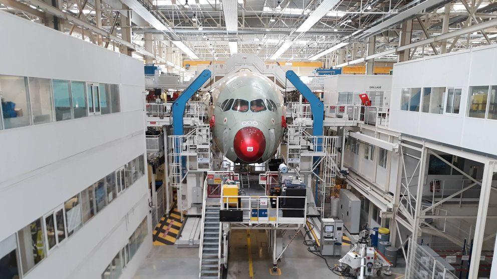 Airbus ni quiere (ni puede) aprovechar la crisis de Boeing: no hay motores