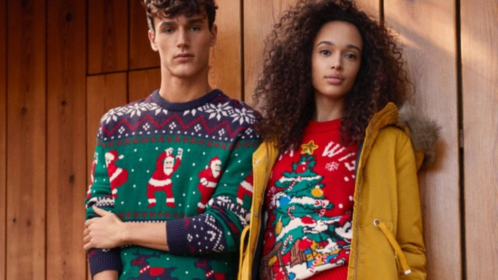 El jersey navideño que estábamos buscando está en Lefties y es un regalo perfecto