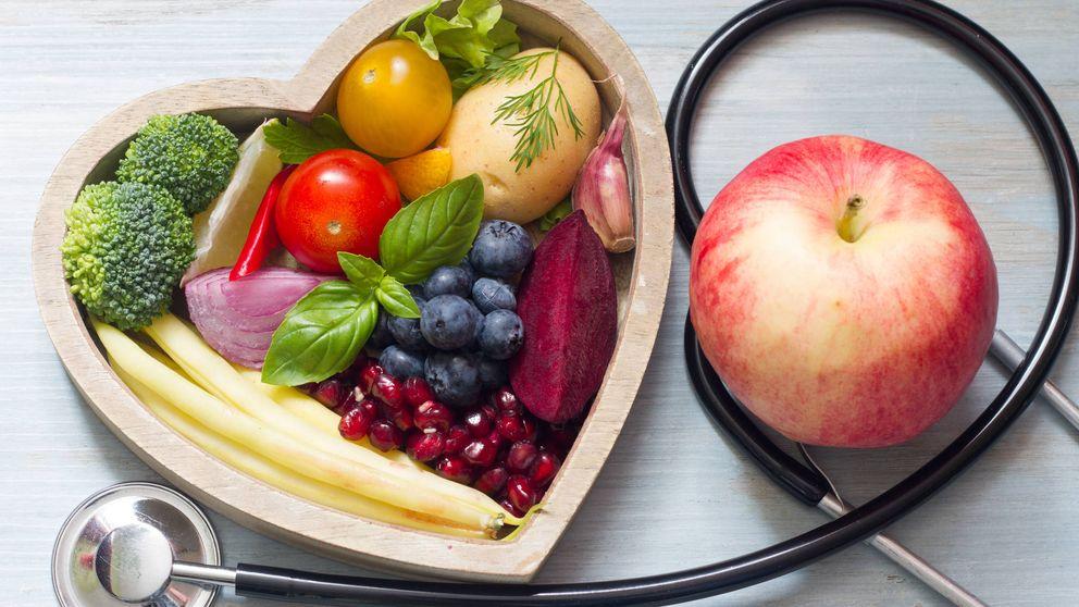 Diez alimentos para tener el corazón sano