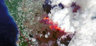 Post de Directo volcán La Palma   La lava vuelve a avanzar y derrumba el campanario de Todoque