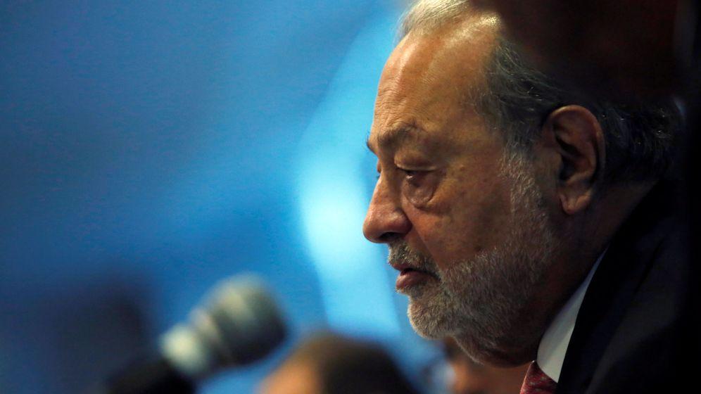Foto: El multimillonario mexicano Carlos Slim. (Reuters)